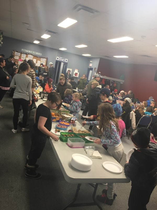2018 Juniors Christmas Party